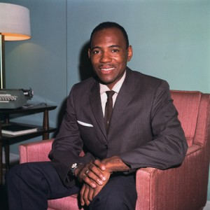 Portrait of James Meredith